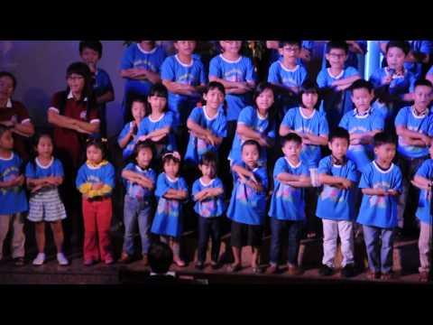 Cuộc Đua Thuộc Linh - Thánh Kinh Hè 2014