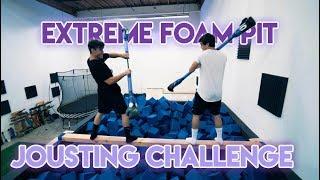 JOUSTING CHALLENGE!!