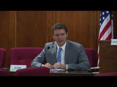 WV Tax Reform Committee Holds Update During August Interim Meetings