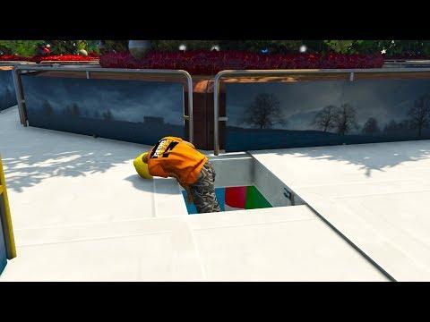 ΕΠΕΣΑ ΣΕ ΜΙΑ ΜΥΣΤΙΚΗ TROLL ΤΡΥΠΑ! - (GTA 5 Online)