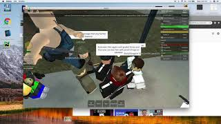 2 People who should be banned | Papers Please, IRF | ROBLOX