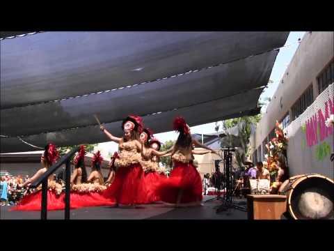 Hawaiian May Day Festival