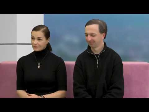 "Актеры фильма ""Невиновен"" Жаннета Тхашугоева и Тимур Кетенчиев"