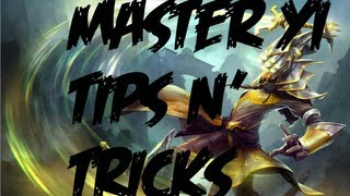 beginners guide to league of legends   master yi strategy   tips and tricks