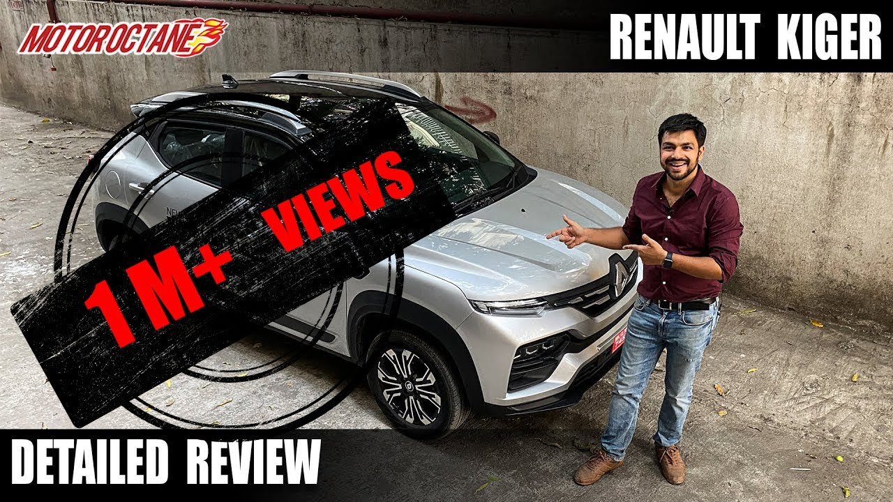Download Renault Kiger Review - Non Turbo Model