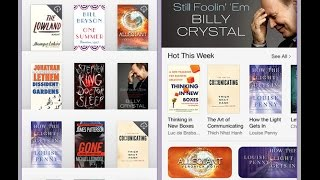 Top eBook Reader Apps for iPhone