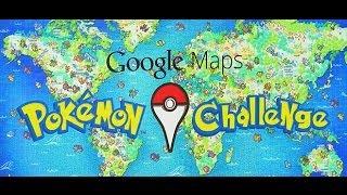 Google Maps: Pokemon Challenge「Parodia」 Free HD Video
