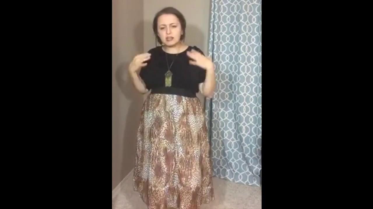 b6db5c73 5 Ways to Wear the LuLaRoe Lola by LuLaRoe Angel Muzik
