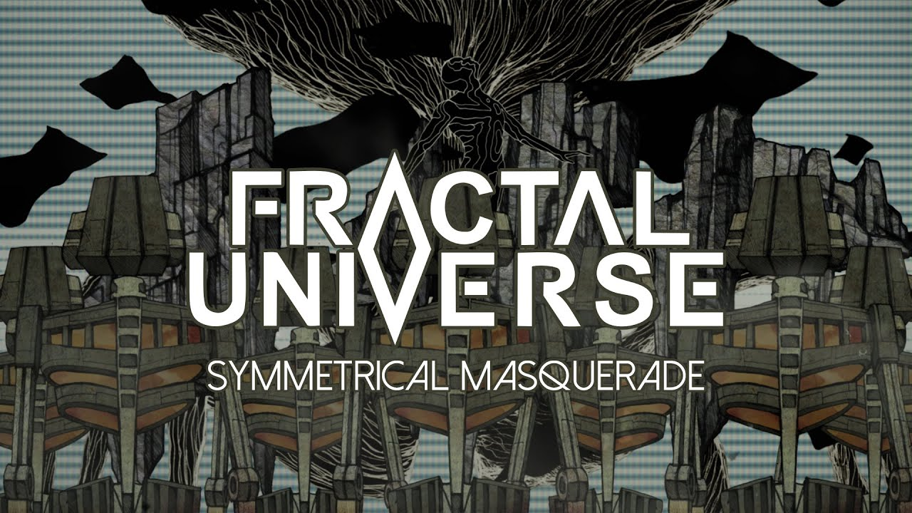 """New single """"Symmetrical Masquerade"""" OUT NOW!"""