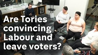 Focus group: Can Tories win over Labour supporters who back Leave?