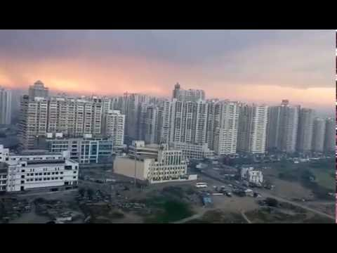 Crossings republik, Ghaziabad (SHARE ,LIKE & SUBSCRIBE THIS VIDEO)