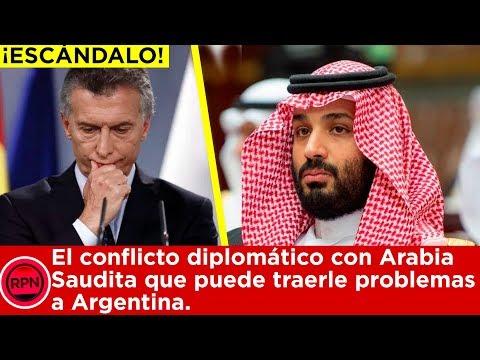 El Escándalo Diplomático Con Arabia Saudita Que Puede Traerle Problemas A Argentina