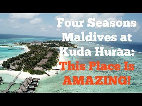Four Seasons Maldives at Kuda Huraa: THIS HOTEL IS INSANE!!!!!!!