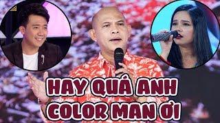 Color Man cùng dàn MỸ NHÂN khiến Trấn Thành MÊ MẨN bằng giọng hát Bolero ngọt lịm chất ngất  | SML