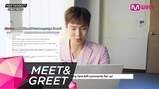 [GREETINGS] MONSTA X' Greetings in 7 Different Languages!   #SpeakYourLanguage (ENG SUB)