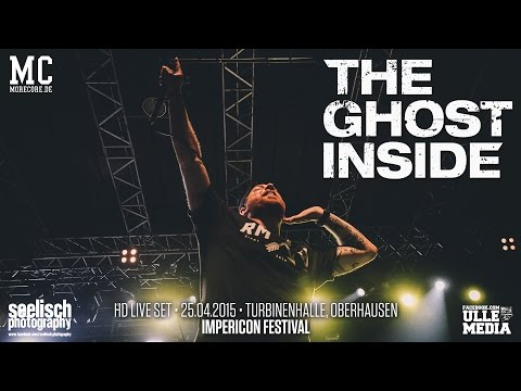 The Ghost Inside - FULL HD LIVE SET - Impericon Festival, Oberhausen