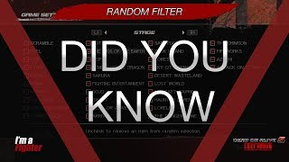 "DOA5LR ""Did You Know"" - Random Filter"