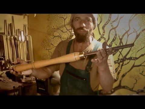 Woodshop Tour 11 DIY Carbide Tools for Woodturning