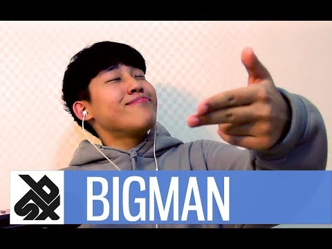BIGMAN | Get Tired Of My Love