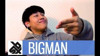 BIGMAN   Get Tired Of My Love