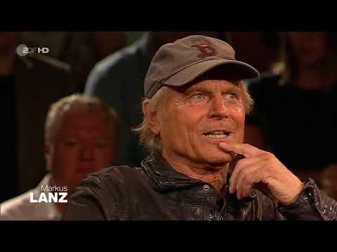 Terence Hill (Mario Girotti) bei Markus Lanz --German TV-- -22.08.2018-