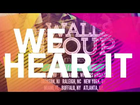 THE WALLS GROUP NEW MUSIC 2017