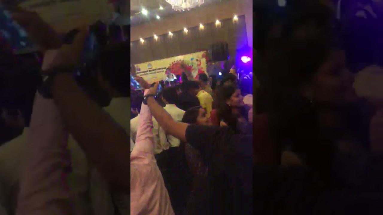 Hotel Hindustan International Hotel Hindustan International Kolkata Dj Party Dance Youtube
