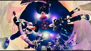 coldrain - PARADISE(Kill The Silence) 【Official Music Video】