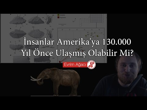 İnsanlar Amerika'ya 130.000 Yıl Önce Ulaşmış Olabilir Mi?