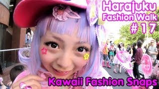 Harajuku Fashion Walk #17 Japanese Street Style 原宿ファッションウォーク