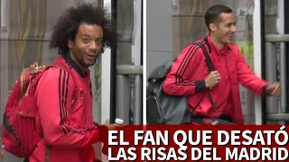 Download Video Marcelo alucinando y Lucas muerto de risa: el fan que animó la rara 'noche de Champions' | Diario AS MP3 3GP MP4