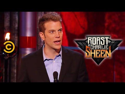 Roast of Charlie Sheen: Anthony Jeselnik - Charlie on TV  (Comedy Central)