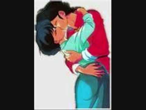 Ranma And Akane Kissing