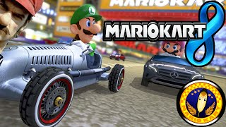 Mario Kart 8: Update Details! New Karts, Better Online, Coins Gameplay Walkthrough PART 26 Wii U HD