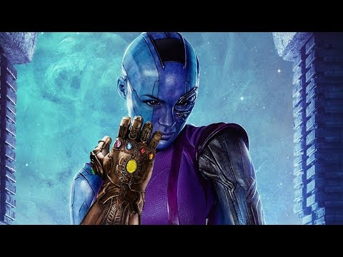 Why Nebula in Avengers: Endgame is Secretly The Villain In Future Movies
