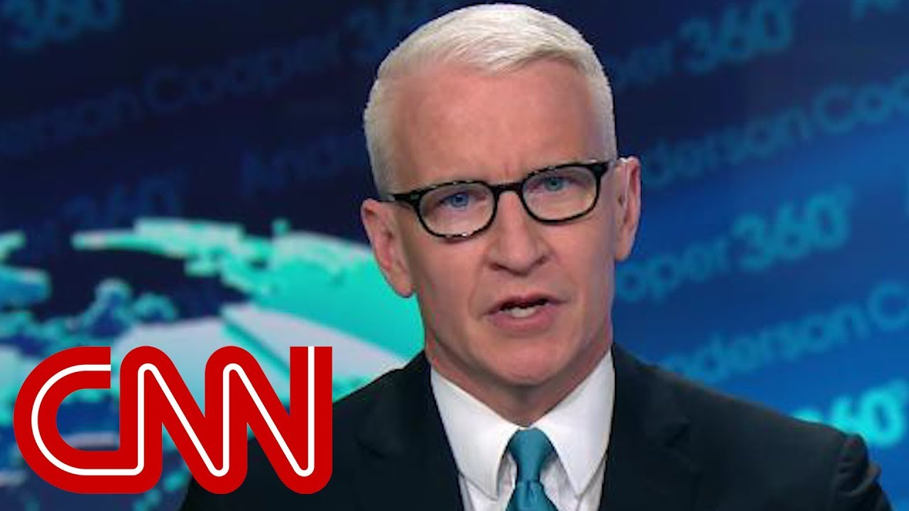Anderson Cooper presses BuzzFeed editor on disputed story