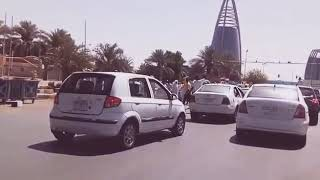 مسيرة فى الخرطوم لتيار الشريعة و دولة القانون بتاعة عبد الحي للمطالبة بتطبيق الشريعة