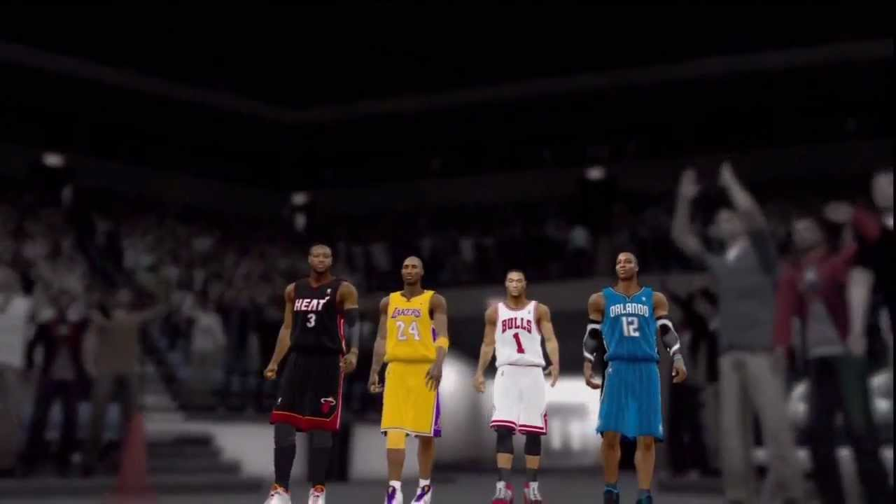 Download NBA 2K12 - Official Intro (HD)