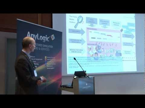 Part I. Simulation modeling applications in the Healthcare industry.AnyLogic_Conference_2012