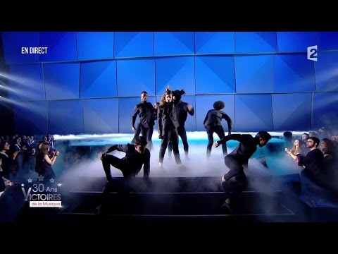 Christine & The Queens  – « Christine » Victoires de la Musique 2015