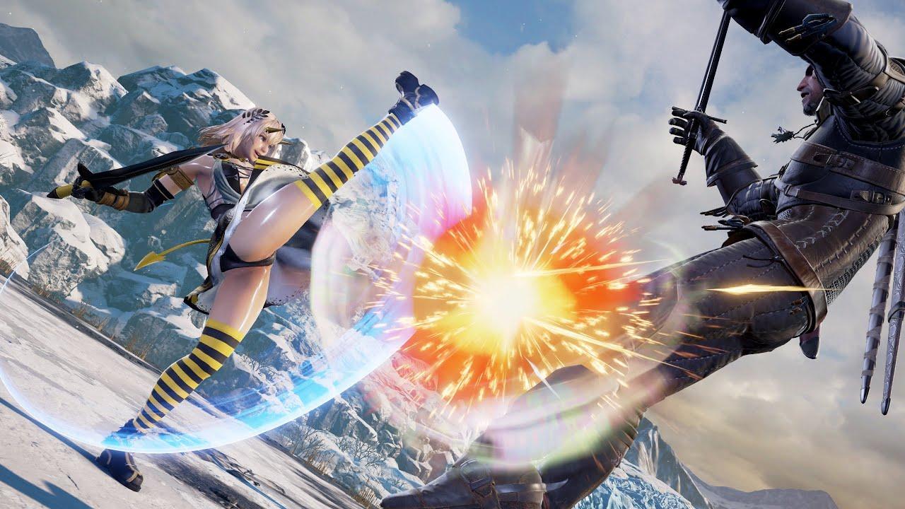SoulCalibur 6 (Cassandra)FLOOFY|Kuri-kuri vs (Geralt)Bodysnatchers