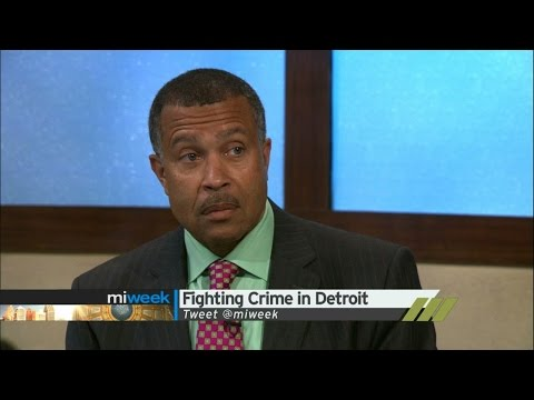 Police Chief James Craig on Fighting Crime in Detroit | MiWeek Full Episode