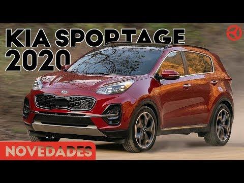 Kia Sportage 2020 Cambios Sutiles Y Mejoras En Seguridad Todoautos Pe Youtube