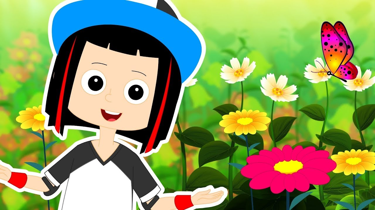 Ci vuole un fiore cartoni animati canzoni per bambini it takes