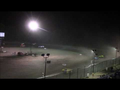 Butler Motor Speedway UMP Modified Feature 6/24/17