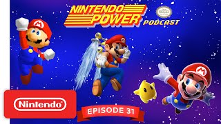 Super Mario 35th Anniversary Special, Featuring Super Mario 3D All-Stars! | Nintendo Power Podcast