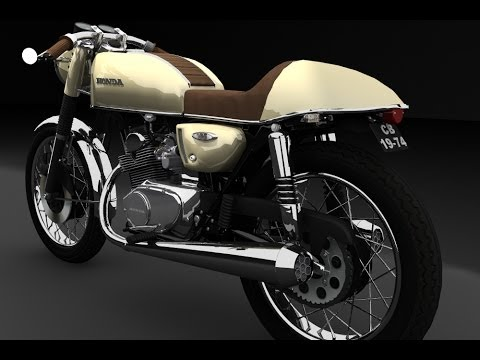 honda cb 125 cafe racer tips to buy an old motorcycle to. Black Bedroom Furniture Sets. Home Design Ideas