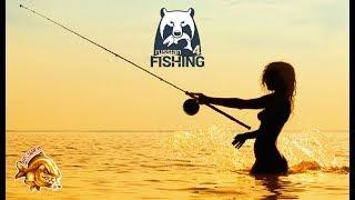 Russian Fishing 4 Irinaruss . Стримим с вебкой р.Белая