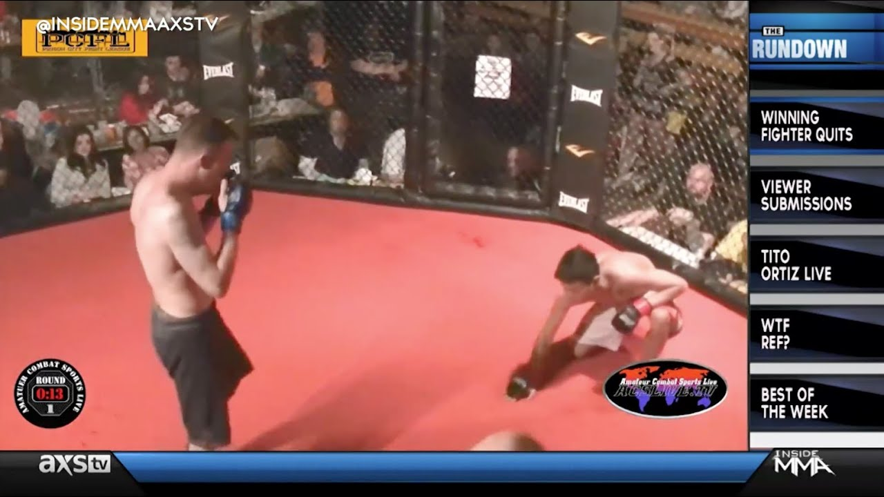 amateur get Do mma paid fighters
