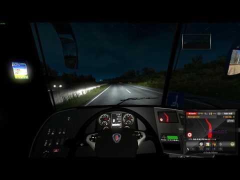 Euro Truck Simulator 2 || Bs As- Mar del Plata - Santa Rosa